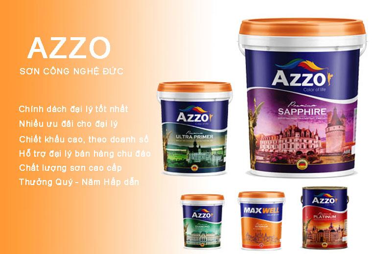 Có nên mở đại lý sơn nước của Azzo?   Kinhdoanh247.vn