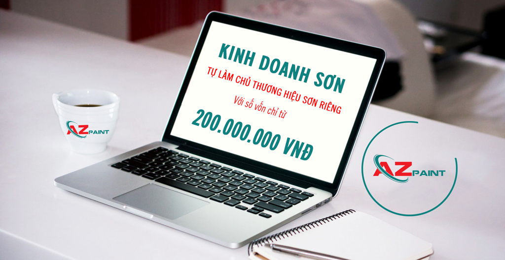 Kinh doanh Sơn nước - Ngành kinh doanh HOT | Kinhdoanh247.vn