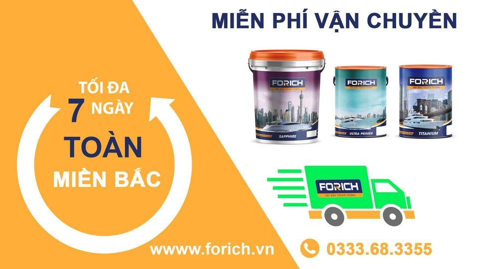 Có nên mở đại lý sơn nước của Forich? | Kinhdoanh247.vn