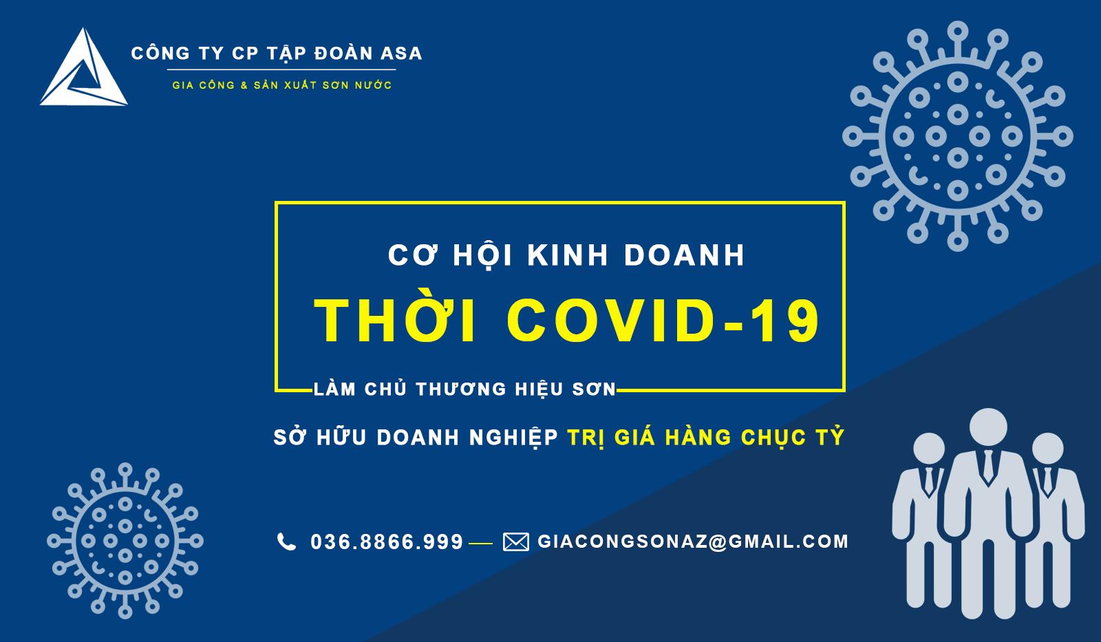 Cơ hội kinh doanh thời Covid-19 (Ý tưởng để làm giàu) | Kinhdoanh247.vn